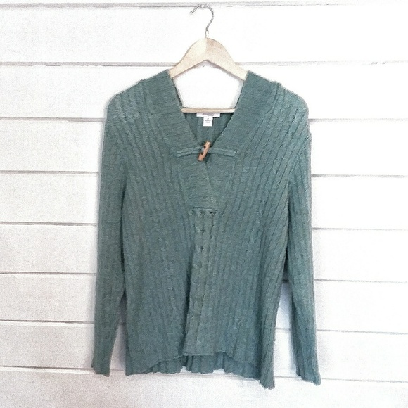 cc462eff9cb Teal Pullover Sweater Size 1X
